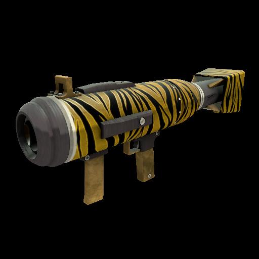 Tiger Buffed Air Strike