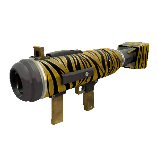 Tiger Buffed Air Strike