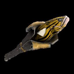 Strange Tiger Buffed Holy Mackerel (Field-Tested)