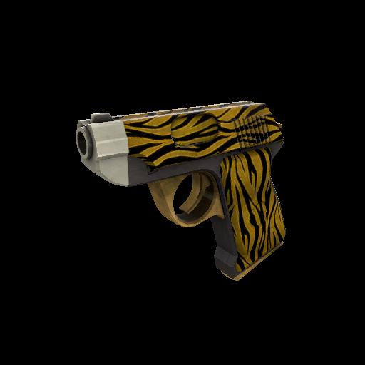 Tiger Buffed Pistol