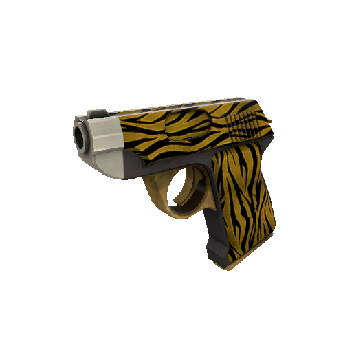 Tiger Buffed Pistol