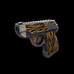 Tiger Buffed Pistol (Well-Worn)