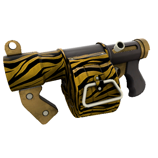 Tiger Buffed Stickybomb Launcher