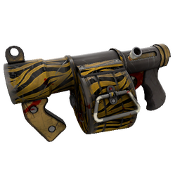 Tiger Buffed Stickybomb Launcher (Battle Scarred)