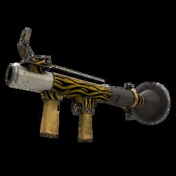 Tiger Buffed Rocket Launcher (Well-Worn)