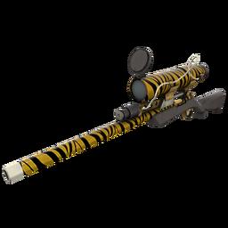 Strange Tiger Buffed Sniper Rifle (Minimal Wear)
