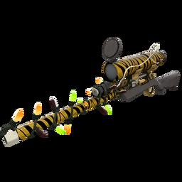 Festivized Tiger Buffed Sniper Rifle (Factory New)