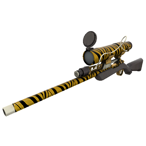 Tiger Buffed Sniper Rifle