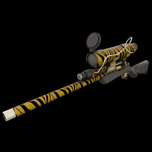Tiger Buffed Sniper Rifle