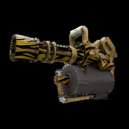 Tiger Buffed Minigun (Minimal Wear)