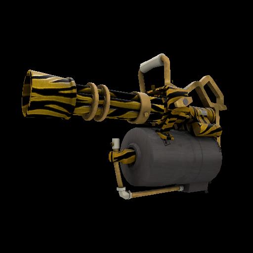 Tiger Buffed Minigun
