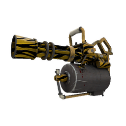 Tiger Buffed Minigun (Field-Tested)