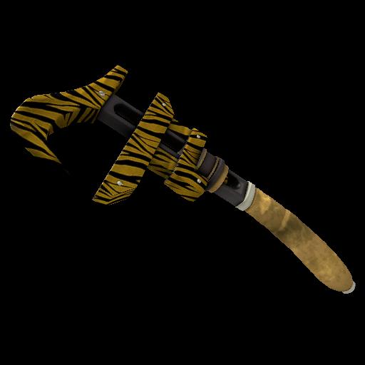 Tiger Buffed Jag