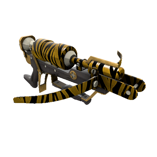 Tiger Buffed Crusaders Crossbow Crusader