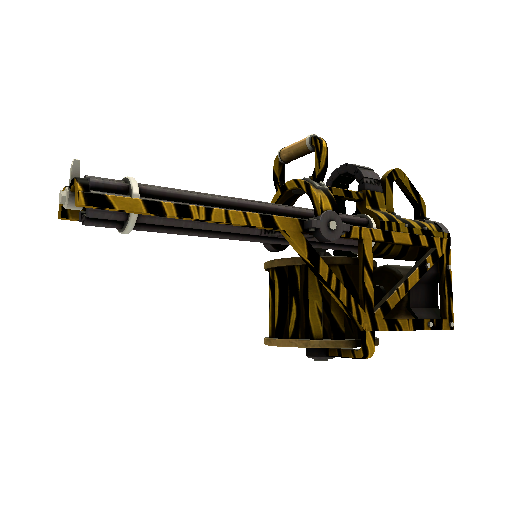 Tiger Buffed Brass Beast