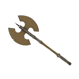 Bamboo Brushed Scotsman's Skullcutter (Minimal Wear)
