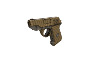 Bamboo Brushed Pistol Factory New