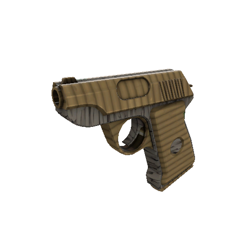 Bamboo Brushed Pistol