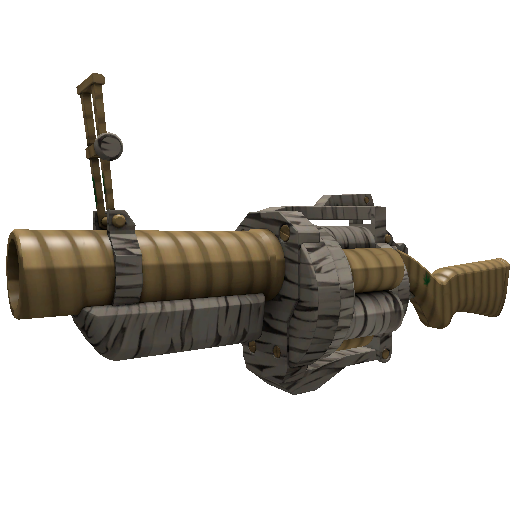 Bamboo Brushed Grenade Launcher
