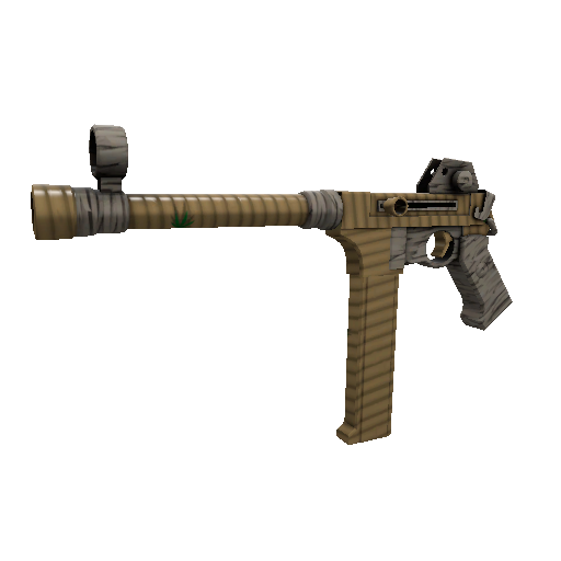 Bamboo Brushed SMG