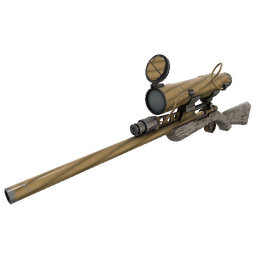 Killstreak Bamboo Brushed Sniper Rifle (Field-Tested)