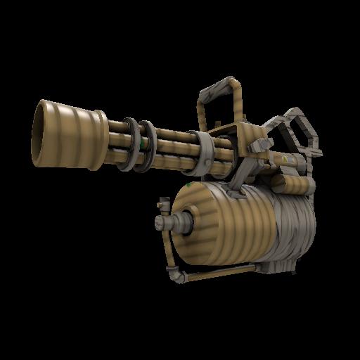 Bamboo Brushed Minigun