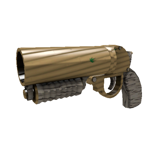 Bamboo Brushed Scorch Shot