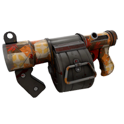 Anodized Aloha Stickybomb Launcher (Battle Scarred)