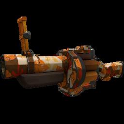 Anodized Aloha Grenade Launcher (Minimal Wear)