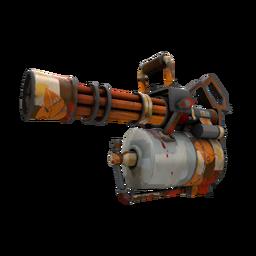 Anodized Aloha Minigun (Well-Worn)