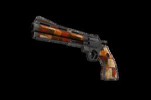 Killstreak Anodized Aloha Revolver Well Worn