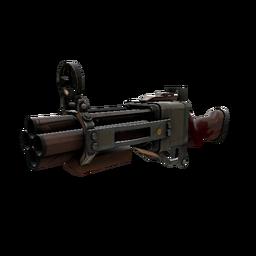 Sax Waxed Iron Bomber (Well-Worn)
