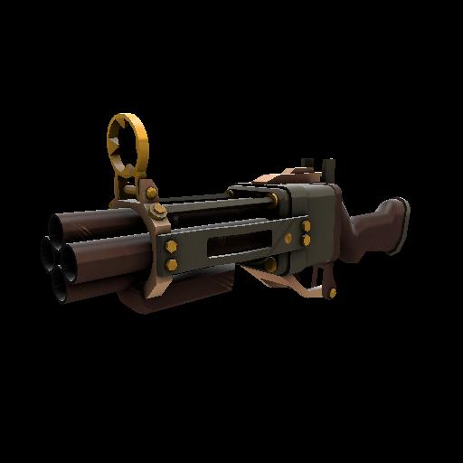 Sax Waxed Iron Bomber