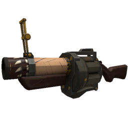 Sax Waxed Grenade Launcher (Field-Tested)