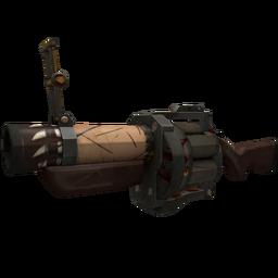 Strange Sax Waxed Grenade Launcher (Battle Scarred)