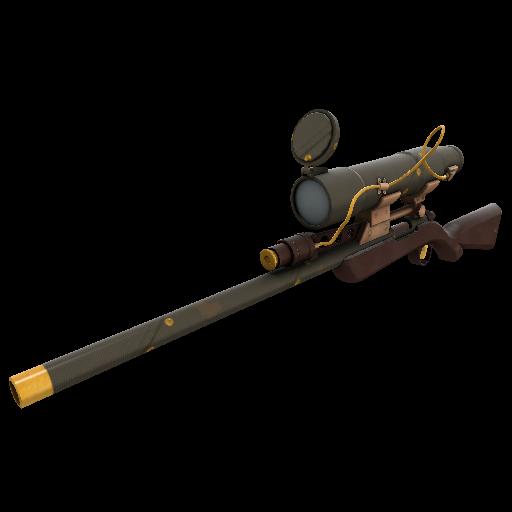 Sax Waxed Sniper Rifle