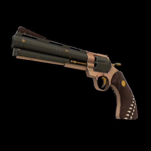 Sax Waxed Revolver