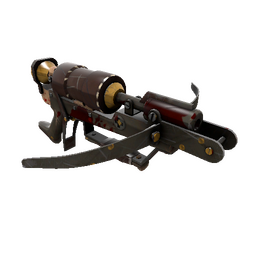 Sax Waxed Crusader's Crossbow (Battle Scarred)