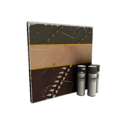 free tf2 item Unusual Sax Waxed War Paint (Minimal Wear)