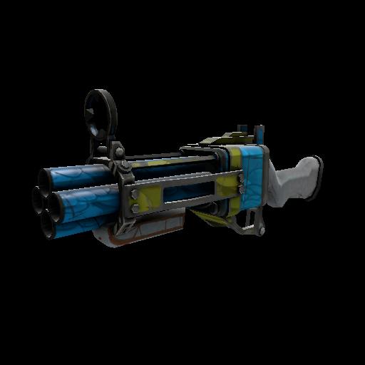 Strange Iron Bomber