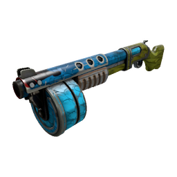 Macaw Masked Panic Attack (Well-Worn)