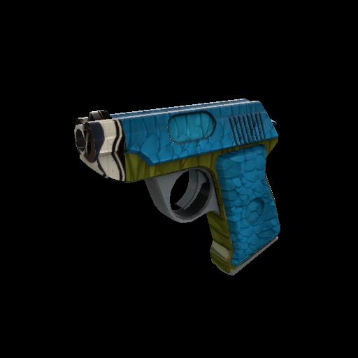 Macaw Masked Pistol