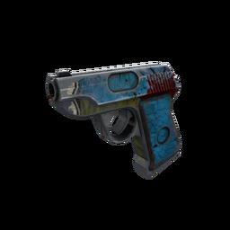 Macaw Masked Pistol (Battle Scarred)