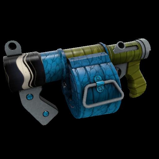 Macaw Masked Stickybomb Launcher