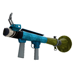 Strange Professional Killstreak Macaw Masked Rocket Launcher (Factory New)