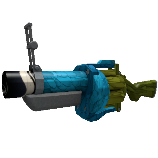 Macaw Masked Grenade Launcher