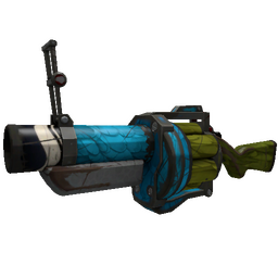 Macaw Masked Grenade Launcher (Well-Worn)