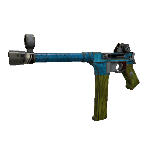Macaw Masked SMG