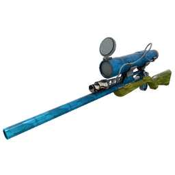 free tf2 item Macaw Masked Sniper Rifle (Factory New)