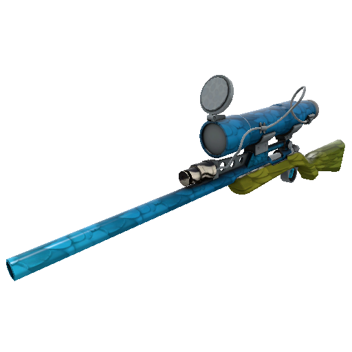 Macaw Masked Sniper Rifle